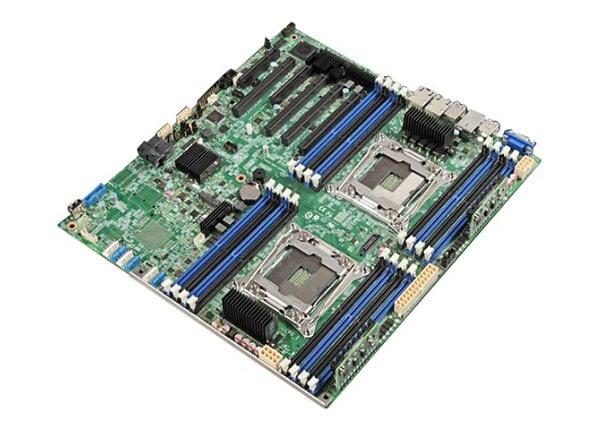 Intel Server Board S2600CW2SR - motherboard - SSI EEB - LGA2011-v3 Socket -