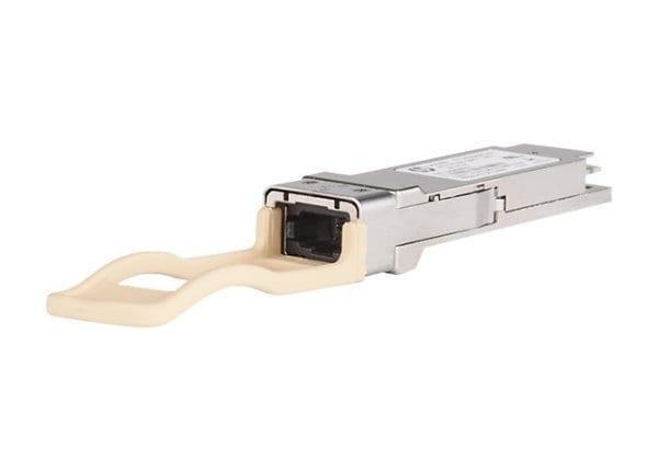 HPE X142 - QSFP+ transceiver module - 40 Gigabit LAN