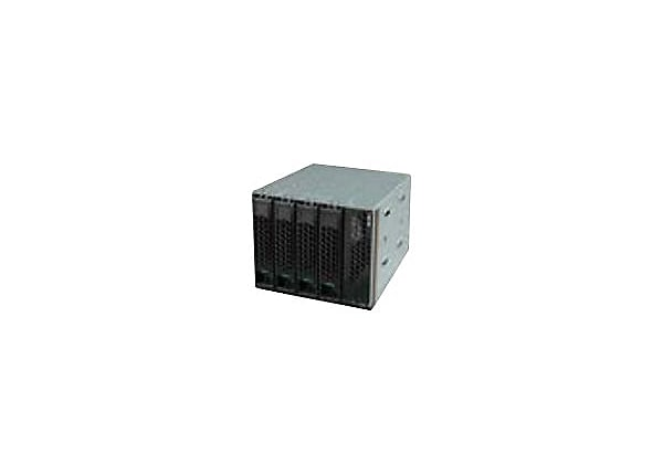 Intel Hot-Swap Drive Cage - Kit - storage drive cage
