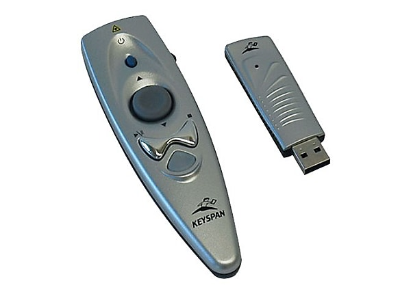 Tripp Lite Keyspan Wireless Presentation Remote with Laser and Mouse