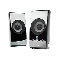 Cyber Acoustics CA-2027 - speakers - for PC