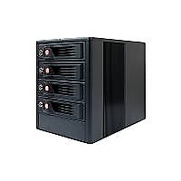 CRU DataPort RTX 410-XJ - hard drive array