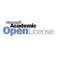 Microsoft Project Server - license & software assurance - 1 CAL