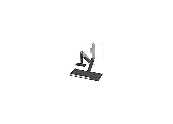 Humanscale QuickStand Lite - mounting kit