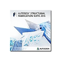 Autodesk Structural Fabrication Suite 2016 - New Subscription (2 years) + A