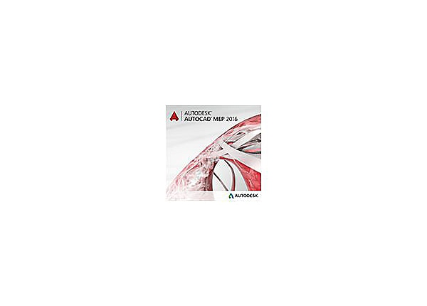 AutoCAD MEP 2016 - New Subscription (3 years) + Basic Support - 1 additiona