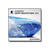 Autodesk Revit Architecture 2016 - New Subscription (3 years) + Basic Suppo