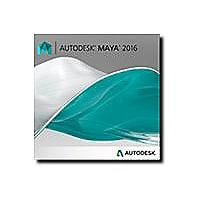 Autodesk Maya 2016 - New Subscription (3 years) + Advanced Support