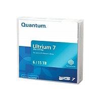 Quantum - LTO Ultrium 7 x 1 - 6 To - support de stockage