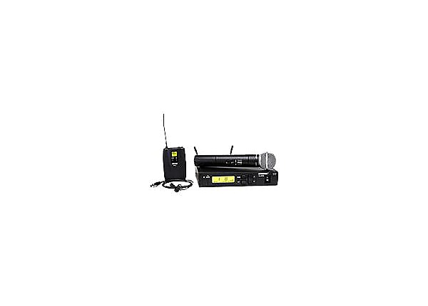 Shure Combo ULXS124/85 Wireless System