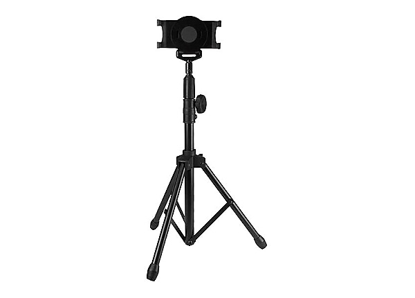 tripod floor stand for tablets with