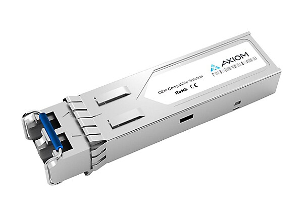 Axiom Linksys MFEFX1 Compatible - SFP (mini-GBIC) transceiver module - TAA