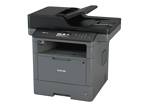 Brother MFC-L5900DW - multifunction printer - B/W