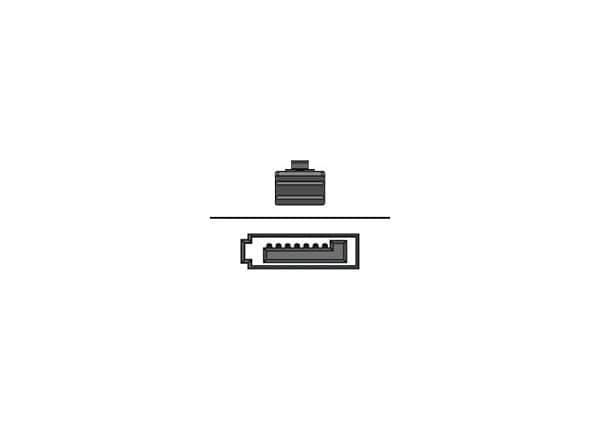 LSI câble SATA / SAS - 1 m