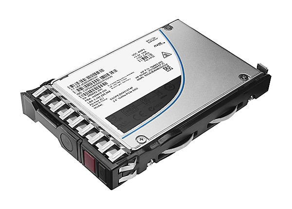 HPE Write Intensive-2 - solid state drive - 200 GB - SATA 6Gb/s