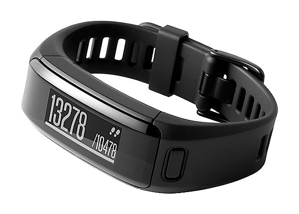 Garmin vívosmart HR activity tracker - black