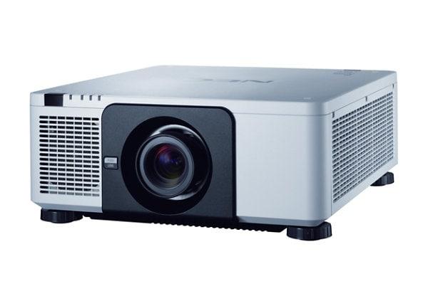NEC PX803UL - DLP projector - 3D - LAN