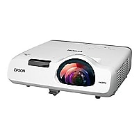 Epson PowerLite 530 - 3LCD projector - short-throw - LAN