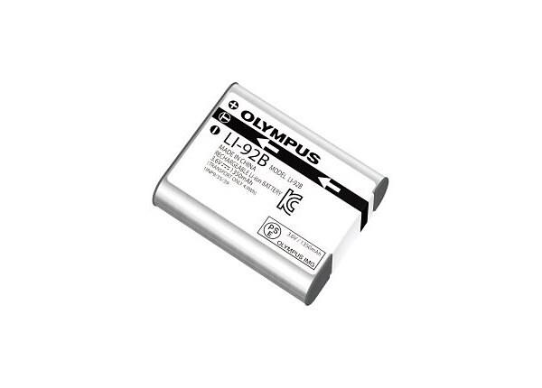 Olympus LI-92B battery - Li-Ion