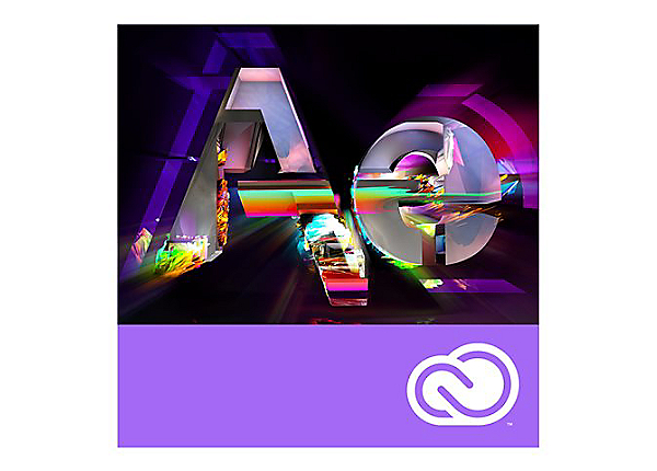 Adobe After Effects CC - Team Licensing Subscription New (9 months) - 1 use