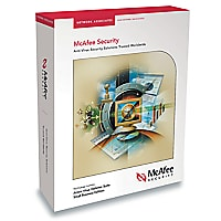 McAfee Active Virus Defense Small Business Edition - subscription license (