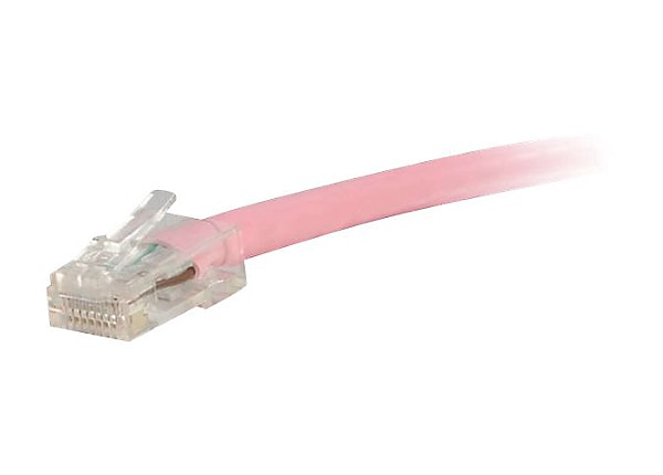 C2G Cat5e Non-Booted Unshielded (UTP) Network Patch Cable - patch cable - 3