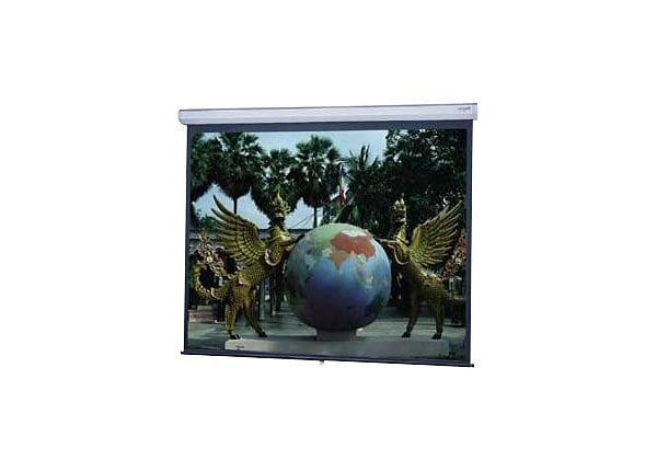 Da-Lite Model C with CSR Wide Format - projection screen - 109 in (109.1 in