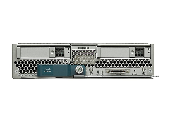 Cisco UCS B200 M3 Blade Server (Not a standalone SKU) - blade - Xeon E5-268