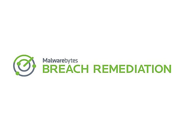 Malwarebytes Breach Remediation - subscription license (3 years) - 1 PC