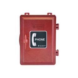 GAI-Tronics - enclosure for phone