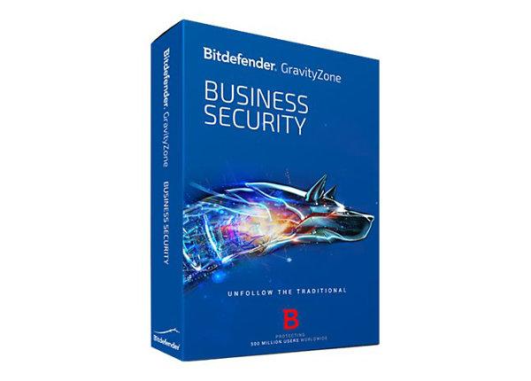 BitDefender GravityZone Business Security - subscription license renewal (1