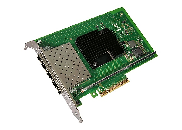 Intel Ethernet Converged Network Adapter X710-DA4 - network adapter