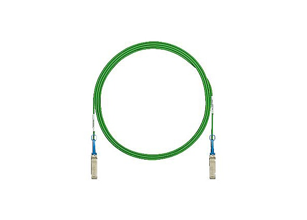 Panduit SFP+ Direct Attach Passive Cable Assemblies - direct attach cable -