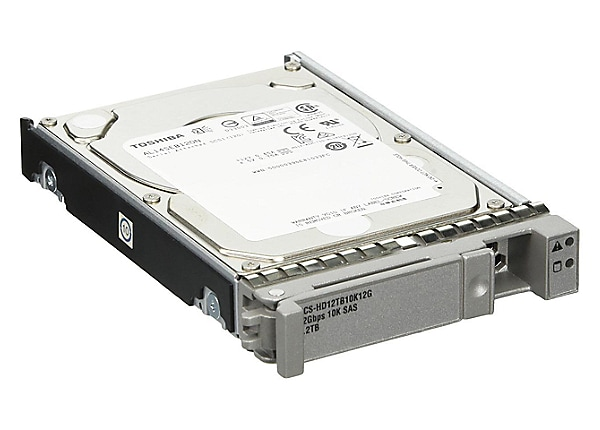 Cisco - hard drive - 1.2 TB - SAS 12Gb/s