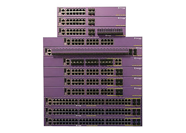 Extreme Networks ExtremeSwitching X440-G2 X440-G2-48p-10GE4 - switch - 48 p