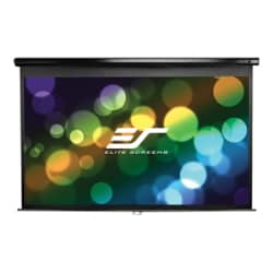 "Elite Screens Manual Series M120UWH2 - projection screen - 120"" (305 cm)"