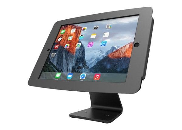 "Compulocks Space 360 - iPad 12.9"" Counter Top Kiosk - Black - mounting kit"