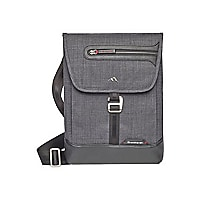 Brenthaven Collins Vertical Messenger - notebook carrying shoulder bag