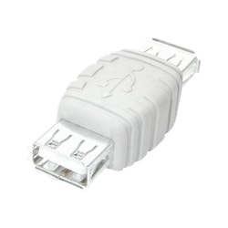 StarTech.com USB A Gender Changer - F/F - USB gender changer - USB (F) to U