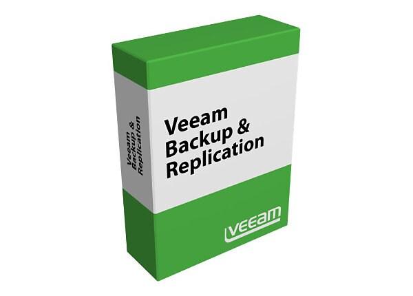 Veeam Standard Support - technical support (reactivation) - for Veeam Backu