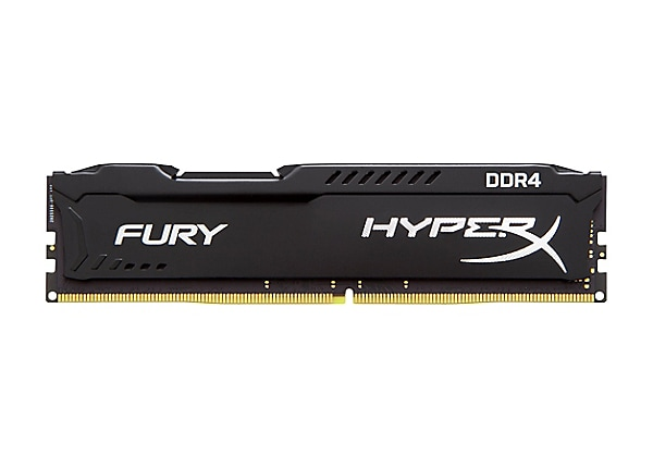 HyperX FURY - DDR4 - 4 GB - DIMM 288-pin - unbuffered