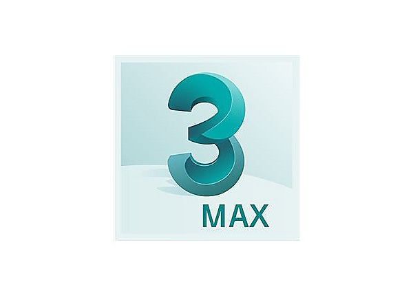 Autodesk 3ds Max 2017 - New License - 1 seat