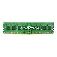 Axiom - DDR4 - 4 GB - DIMM 288-pin - unbuffered