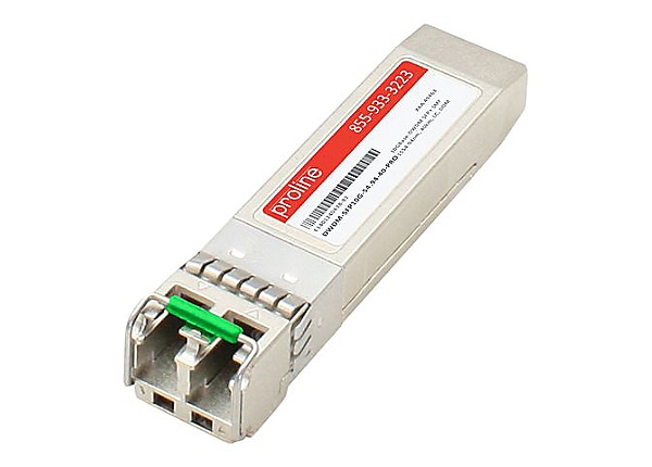 Proline Cisco DWDM-SFP10G-54.94 Compatible SFP+ TAA Compliant Transceiver -
