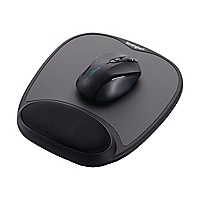 Kensington Comfort Gel Mouse Pad - mouse pad with wrist pillow