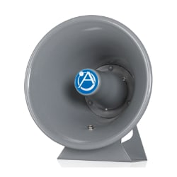 Atlas Sound Weather Resistant Paging Horn