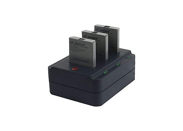 zCover zDock CI92AUDB - battery charger