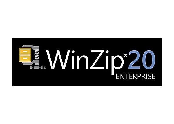 WinZip Enterprise (v. 20) - license + 1 Year Maintenance - 1 user