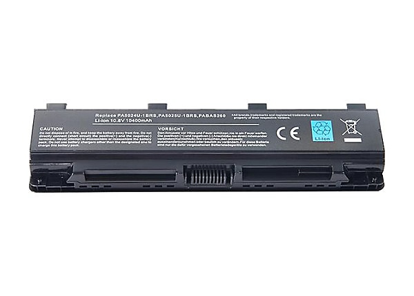 eReplacements PA5026U-1BRS-ER - notebook battery - 5200 mAh