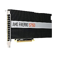 AMD FirePro S7150 - graphics card - FirePro S7150 - 8 GB